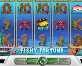 Fishy Fortunes Progressive Slot at Mr Green Reaches €1.6M