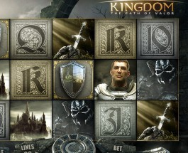 Save Camelot in Forsaken Kingdom Slots from Rabcat Slots