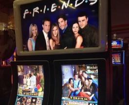 Bally Technologies Friends Slot Machine Offers Progressive Wins