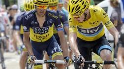 Froome Criticises Dangerous Contador