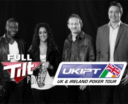 Full Tilt Announced UKIPT Tour Ambassadors