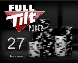 Full Tilt to Re-Launch Next Month