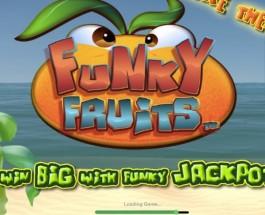 BetFred Casino offers $666K Funky Fruits Progressive Jackpot