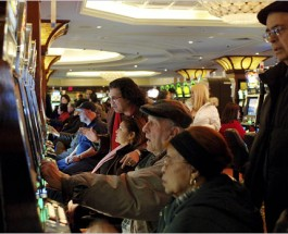 Gamblers Increasingly Prefer Slot Games