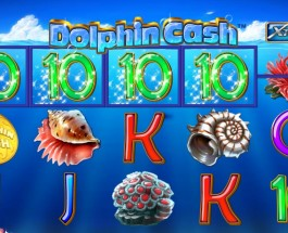 Get Wet with Dolphin Cash Slots