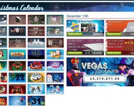 Get in the Christmas Spirit with William Hill's Christmas Calendar