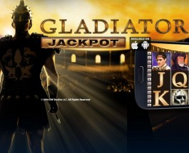 Winner Casino Features €1.1M Gladiator Jackpot Slot Progressive Prize Money