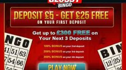 Glossy Bingo Launches HTML5 Mobile Site