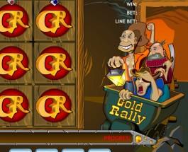 $471K Gold Rally Slots Progressive Jackpot Available at Winner Casino