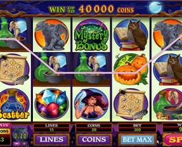 Golden Riviera Casino Launches Lucky Witch Tournament