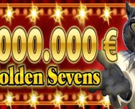 Golden Sevens Progressive Jackpot Reaches €3 million