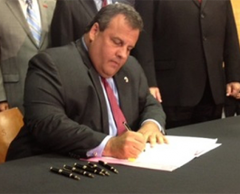 Governor Christie Vetoes Online Poker Bill