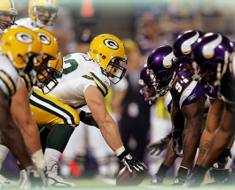 Green Bay Packers vs Minnesota Vikings Betting Odds