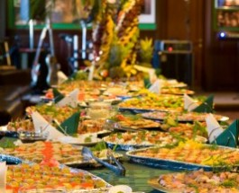 Healthy Eating Dominates Las Vegas Buffets