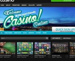 Hello! Casino Wants to Greet New Players