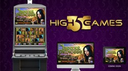 High 5 Games Makes Slot Library available to Atlantic City Casinos