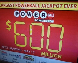 Highest Powerball Jackpot in History Won in Small Florida Town