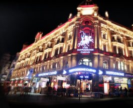 Hippodrome Casino Launches Online