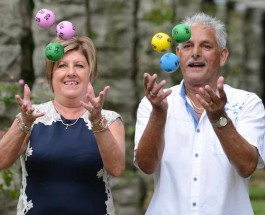 Holiday Couple Return Home to Discover £5.8 Million Jackpot Win