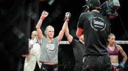 Holly Holm Scores Sixth Straight Victory at Route 66 Casino Hotel