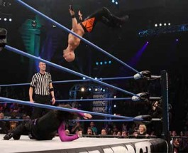 IMPACT Wrestling Scores Huge Success at Soaring Eagle Casino