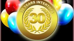 Intertops Celebrates 30 Years with $30,000 Birthday Bonanza