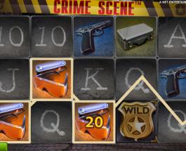 Investigate the Crime Scene and Win the Jackpot!