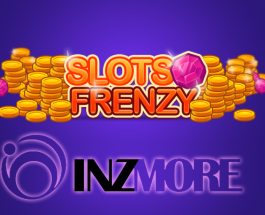 Inzmore Launches Slots Frenzy