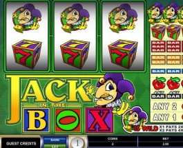 Jack in the Box Progressive Jackpot at Casino Club Exceeds €280K