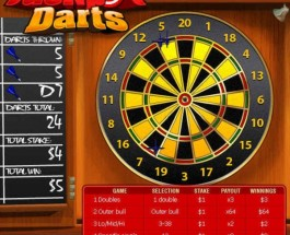 Jackpot Darts Progressive at Winner Casino Exceeds $300K