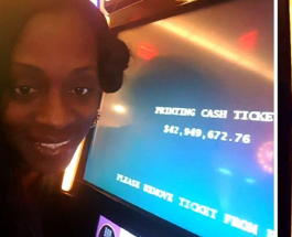 Woman Sues Casino For $42 Million Jackpot