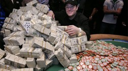 Jamie Gold to Auction WSOP Bracelet