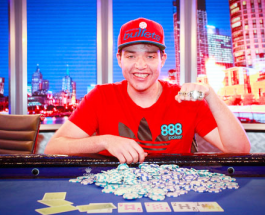 Jim Collopy Wins Event 2 of Poker Asia Pacific