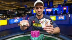 Joe Cada Bags 2nd Bracelet in 2014 WSOP