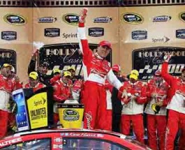 Kevin Harvick Claims Victory in Hollywood Casino 400