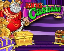 $553K King Cashalot Progressive Jackpot Available at Unibet Casino
