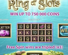 NetEnt Offers the Crown Jewels in King of Slots