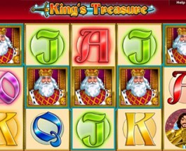 King's Treasure Progressive Jackpot Hit