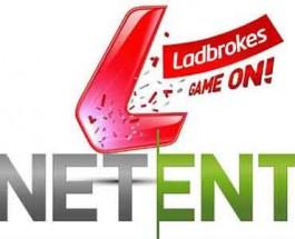 Ladbrokes Launches Net Entertainment Mobile Casino Games