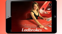 Ladbrokes Releases Mobile Live Dealer Games