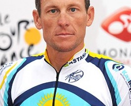 Lance Armstrong puts Doping Controversy in the Past