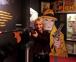Las Vegas Mob Museum Welcomes 100,000th Visitor