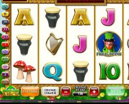 Sky Vegas Casino Leprechaun's Luck Progressive Jackpot Exceeds £53K