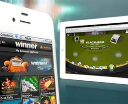 Live Casino Gaming Experience Streamed to Mobile