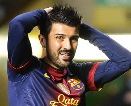 Liverpool rejects £30 Million for Suárez, David Villa Making his Way to Tottenham