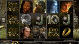 Lord of the Rings Slot Game Comes Under Threat