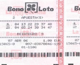 €400K Jackpot Available Following BonoLoto Results for Nov 12