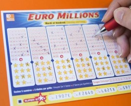 EuroMillions Results for Friday October 31
