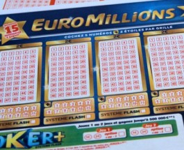 EuroMillions Lottery Jackpot worth €111 Million on Tuesday