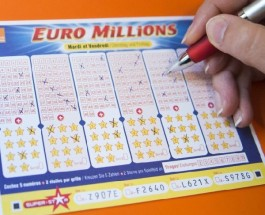 EuroMillions Results for Tuesday October 7